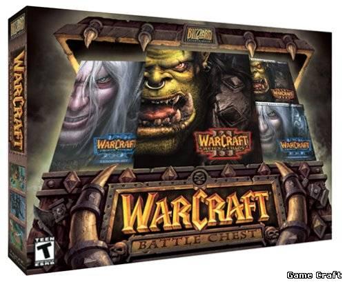 Получи на халяву - WARCRAFT 3 TFT - THE FROZEN THRONE (Battle.net) .